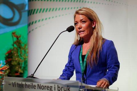 Sandra Borch.