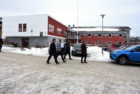 Verner: Sykehjemmet Hamarøy Bygdeheim er det eneste tiltaket som forsøkes vernet mot budsjettkutt, ifølge kommunedirektøren.