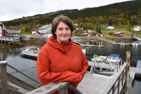 Aksjonerer: Lene Bergheim Nilsen håper å få inn 150.000 kroner på aksjonen sin. – Skulle det komme inn mer enn utstyret koster, vil resten kunne brukes på utstyr og opplæring, mener hun.