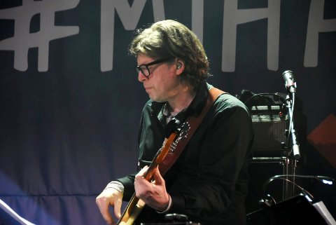 Hjem til (etter) jul: Musiker Svein Schultz begynner som rektor i kulturskolen utpå nyåret.