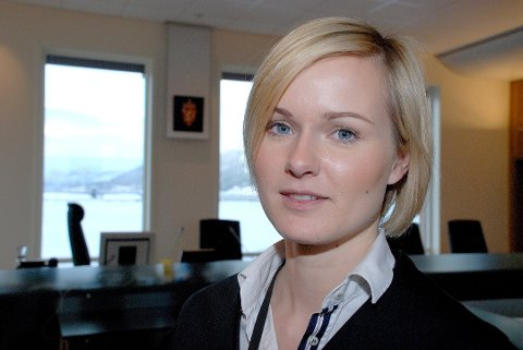 Politiadvokat Kathrine Frøysa.