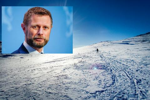 Ni påskeråd: Helseministeren kommer nå med en bønn om hva nordmenn bør og ikke bør gjøre i påsken.