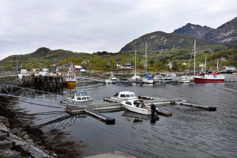 Tilrettelegger: Det satses nå på å få lagt bedre til rette for yrkesfiskere i havna på Skutvik.