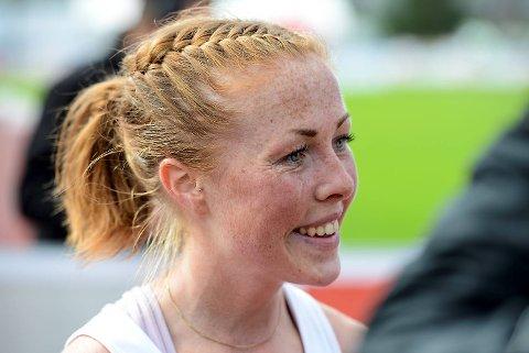 Eli Anne Dvergsdal og resten av lagvenninne i Gular tok bronse i Holmenkollstafetten. For herrene ble det sølv på Gular.