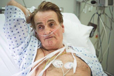 Reidar Osen (67) forteller at han ble truet og mishandlet på det groveste under kjøreturen. – Jeg trodde jeg skulle dø, sier han til BA.