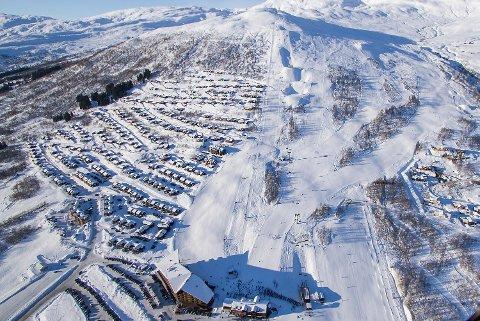 Myrkdalen Fjellandsby er et yndet reisemål for norske og utenlandske skiturister.
