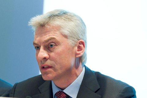 Konsernsjef Simen Lieungh i Odfjell Drilling.