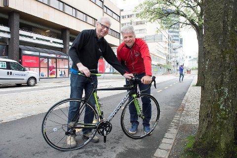 Knut Bøe er en av veteranene i det bergenske sykkelmiljøet. Han vant de tre første utgavene av Bergen-Voss på siste del av 1970-tallet, har vært trener for flere av de største lokale talentene og er en av eierne av Sykkelsenteret.