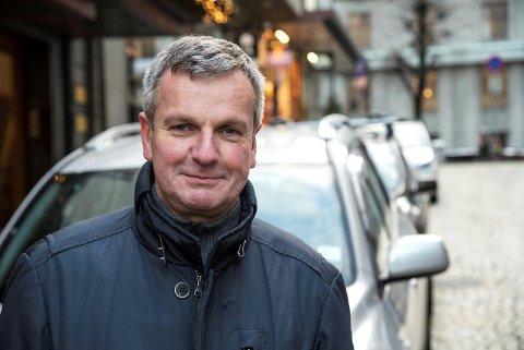 Arvid Heggestad er avdelingsleder for parkering i Bymiljøetaten.