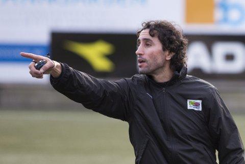 Hassan El Fakiri og Os må fortsatt ta poeng for å sikre plassen da Aalesund-jukset ikke straffet seg.