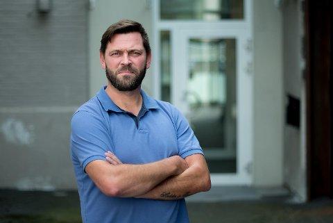 Knut Are Svenkerud, forbundsleder i KY, tror region vest nå trenger en ny kaptein for å rette opp igjen skuten.
