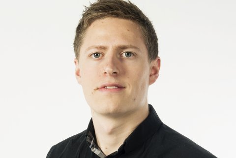 Sportsjournalist i BA, Einar Lundsør.