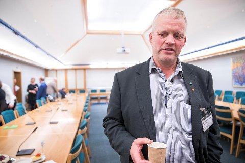 Nils T. Bjørke er fjerde visepresident i Stortingets presidentskap og medlem i kontroll- og konstitusjonskomiteen. FOTO: NTB SCANPIX