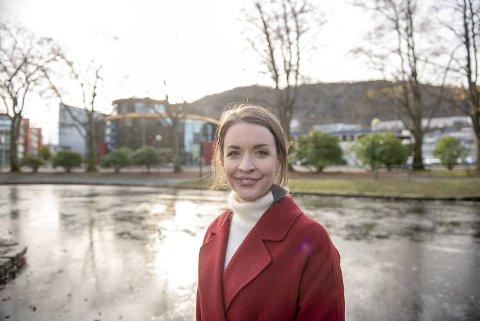 Ina Ynnesdal (33) skal være værdame hos TV2 i rundt ett år.