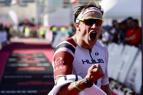 Kristian Blummenfelt satte verdensrekord!