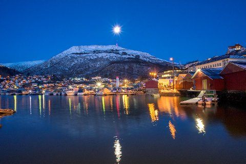 I månedsskiftet februar-mars var det svært kaldt. Da dette bildet ble tatt var det rundt 12 minusgrader i Bergen. Natt til lørdag er det ventet rundt seks minusgrader.