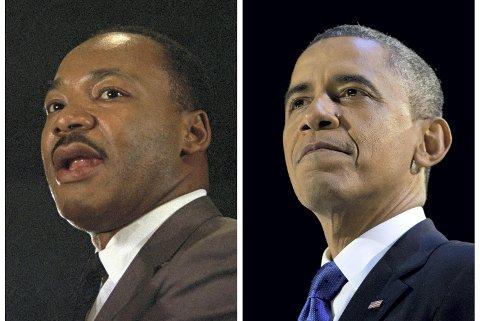 4. april 1968 ble Martin Luther King jr. skutt og drept i Memphis. Han var en nøkkelperson i den amerikanske borgerrettighetsbevegelsen og en viktig inspirasjon for Barack Obama, som var president fra 2009 til 2017.