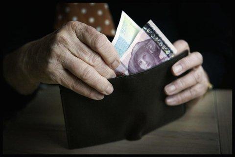 Den nye pensjonsavtalen kan ha store konsekvenser for den enkelte arbeidstaker. Foto: Tor Richardsen (NTB scanpix)