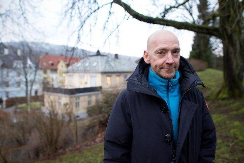 Axel Eikner ble syk som 45-åring.