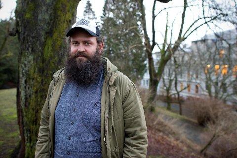 Cato Hjelmeland er beinmargsdonor.