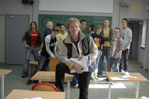 Skuespilleren Johannes Joner regisserte i 2008 «Respekt». Foto: Nordisk Film