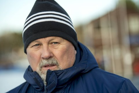 Hans Dankertsen, daglig leder i Fana idrettslag.