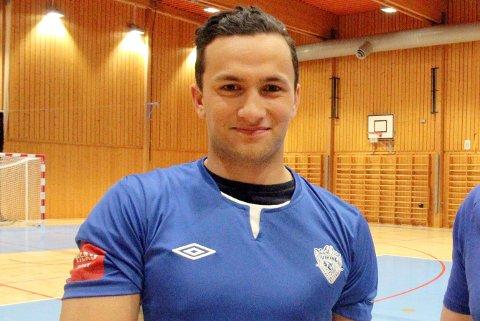 Sindre Aho blir Fyllingen-spiller fra og med neste sesong.