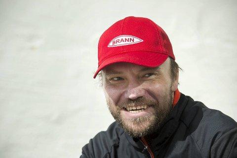 Brannblogger Alexander Osdal.