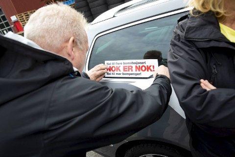 Bompengeaksjonistene har fått vind i seilene  - og et eget parti ved høstens valg.