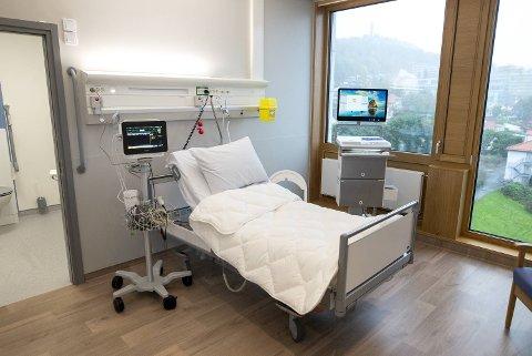Det kan bli streik for ansatte ved sykehuset i Bergen.