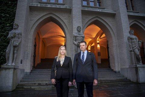 Siri og Brian Davis har vært gjennom en lang kamp mot norske myndigheter.