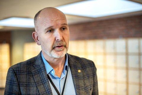 Kommunaldirektør Tommy Johansen i Bergen kommune sier de er trygge på at beboerne i Møllendalsveien nå har et forsvarlig botilbud. (Arkiv)
