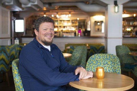 Endre Søraas eier Bar3 sammen med Helle-familien i Vestnorske Feiertjenester AS. Nå utvider de i fellesskap.