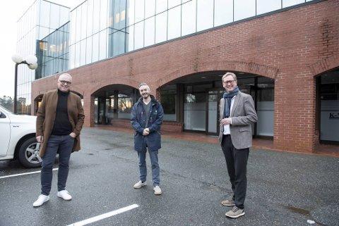 Stig Frode Opsvik, Tommy Hagenes og Harald Schjelderup er sentrale figurer i Proptech Innovation. Målet er å gjøre bygg-, anlegg- og eiendomsbransjen smartere, grønnere og mer effektiv.