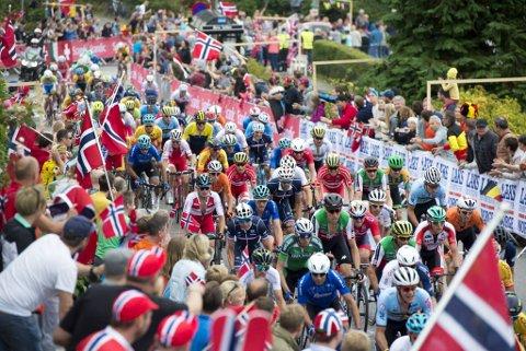 Sykkel-VM var en folkefest med et gedigent underskudd.
