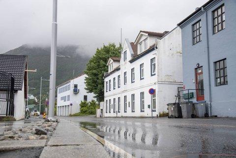 Hospitset i Møllendalsveien kan bli et kommnualt bo-tilbud for rusavhengige om ikke mange år, om handelen går i boks.