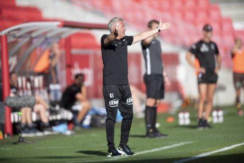 Kåre Ingebrigtsen fikk ingen drømmedebut som Brann-trener.