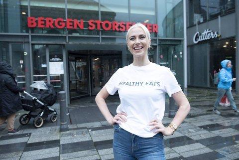 Vilde Regine Tellnes håper selskapet hennes vil bidra til å endre nordmenns matvaner. Fersk og sunn mat skal serveres gjennom automater. Den første plasseres på Bergen Storsenter.