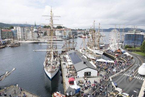 Tall Ships Races vil bli husket som en stor folkefest, men der festarrangøren nok en gang tapte penger.