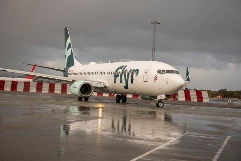 To år etter at luftfarten var lammet av pandemi, starter Flyr direkteruter fra Bergen til Alicante.