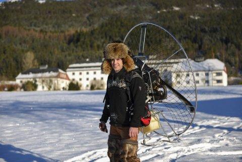 Anders Kråkevik møtte en same i Kautokeino som endret livet hans.
