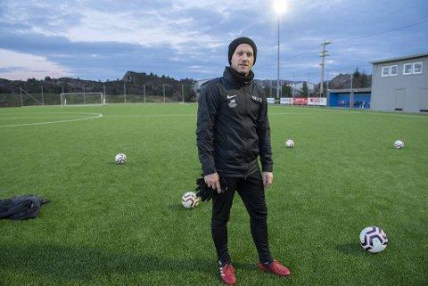 Tommy Knarvik og Øygarden kan og skal trene som normalt.
