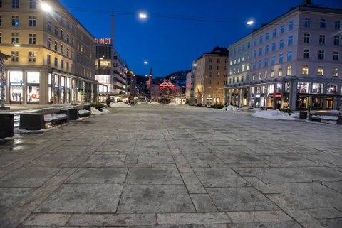 Foreløpig ser det lovende ut for Bergen, men i store deler av landet, sliter man med høye smittetall.