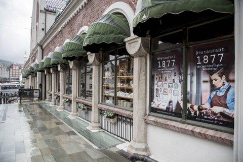 Restaurant 1877 går ingen lys påsketid i møte. (Arkivfoto)