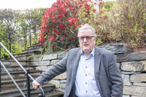 Assisterende smittevernoverlege, Egil Bovim, venter spent mot helgen for å se om smittetrykket går opp igjen i Bergen.