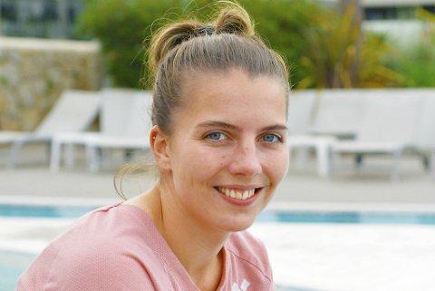 Cecilie Kvamme har skrevet en treårsavtale med Sandviken.