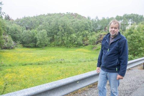 Tore Eide (58) varslet brannvesenet om en ny brann i Kårtveit-området i Øygarden natt til fredag.