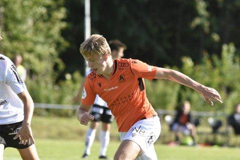 Jonas Eide Vågen scoret sitt første mål på to år da Åsane slo Stord i cupen.