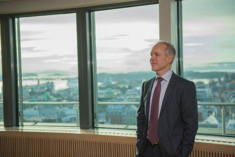 Kommunal- og fornyingsminister Jan Tore Sanner (H).