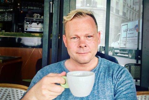Sto fram: Arve Andersen valgte å stå fram som homofil da han var 27 år gammel.